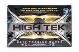 Big Game Squares 2016 Topps High Tek Baseball Hobby 12-Box Case - DACW Live 26 Spot Random Team Break #4