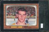 1966/67 Topps #35 Bobby Orr RC Rookie BGS 4 VG-EX Raw Card Review