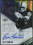 2014 Absolute #55 Billy Howton Absolute Ink Spectrum Purple Auto #01/20