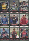 2007 Press Pass Racing Complete Set W/ Insert Sets