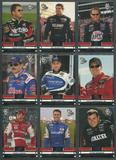 2005 Press Pass Racing Complete Set W/ Insert Sets