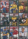 1999 Press Pass Wheels Racing Complete Set W/ Insert Sets