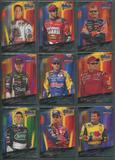 2005 Press Pass Wheels American Thunder Racing Complete Set W/ Insert Sets