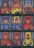 2006 Press Pass Wheels American Thunder Racing Complete Set W/ Insert Sets