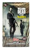 The Walking Dead: Season 5 Hobby Box (Topps 2016)