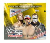 2016 Topps WWE Then, Now, Forever Wrestling Hobby Box