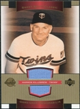 2003 Upper Deck Sweet Spot Classics Game Jersey #HK Harmon Killebrew