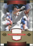 2003 Upper Deck Sweet Spot Classics Game Jersey #MM Mark McGwire