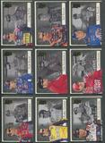 2006 Press Pass VIP Racing Partial Set W/ Insert Sets