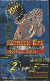 1995 Topps Stadium Club Series 2 Football Retail 24 Pack Box