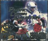 1996 Pacific Crown Collection Football Retail 20 Pack Box