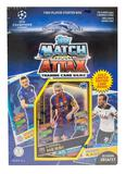 2016/17 Topps UEFA Champions League Match Attax Soccer Starter