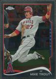 2014 Topps Chrome Baseball Complete Set