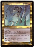 Magic the Gathering Scourge Single Bladewing the Risen Foil