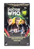 Doctor Who: Extraterrestrial Encounters Hobby Box (Topps 2016)