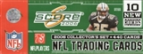 2006 Score Football Factory Set (Box)