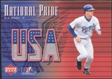2003 Upper Deck National Pride Memorabilia #AJ A.J. Hinch Jersey