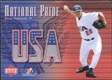 2003 Upper Deck National Pride Memorabilia #CC Chad Cordero