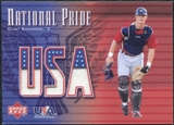 2003 Upper Deck National Pride Memorabilia #CS Clint Sammons
