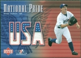 2003 Upper Deck National Pride Memorabilia #MJ Mark Jurich