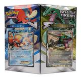 Pokemon Battle Arena Decks: Rayquaza vs. Keldeo Deck