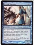 Magic the Gathering Coldsnap Single Arcum Dagsson Foil