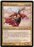 Magic the Gathering Coldsnap Single Zur the Enchanter FOIL