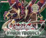 Konami Yu-Gi-Oh Invasion: Vengeance Booster Box