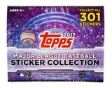 2017 Topps Baseball MLB Sticker Collection Box