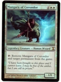 Magic the Gathering Time Spiral Single Mangara of Corondor FOIL