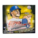 2017 Topps Series 1 Baseball Hobby Jumbo Box (PLUS 2 Silver Bonus Packs!)