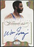2012/13 Panini Flawless #48 Walt Frazier Signatures Gold Auto #04/10
