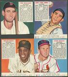 1952 Red Man Baseball Complete Set (VG-EX)