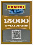 2016 Panini Rewards 15,000 Point Redemption