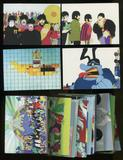 The Beatles: Yellow Submarine Small Collector Cards 72 Card Set (Lot of 10)