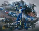 Chase Elliott Autographed 8x10 Photo 2016 The National Panini VIP Super 1 of 24