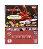 Marvel Dice Masters: Deadpool Gravity Feed (90 Ct.)
