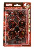 Marvel HeroClix: Deadpool Dice and Token Pack