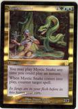 Magic the Gathering Apocalypse Single Mystic Snake Foil
