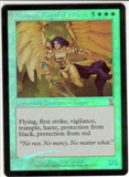Magic the Gathering Time Spiral Single Akroma, Angel of Wrath FOIL