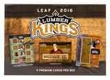 2016/17 Leaf Lumber Kings Hockey Hobby Box