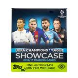 2016/17 Topps UEFA Champions League Showcase Soccer Hobby Mini-Box