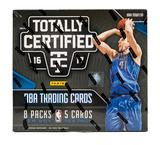 2016/17 Panini Totally Certified Basketball Hobby 8-Box Case- DACW Live 30 Spot Random Team Break #2