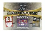 2016/17 Leaf Ultimate Hockey Hobby Box
