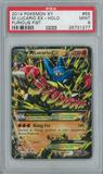 Pokemon Furious Fist M Lucario EX 55/111 Single PSA 9