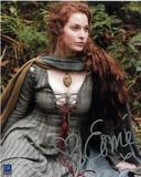 Esme Bianco Autographed Sitting 8x10 Game of Thrones Photo
