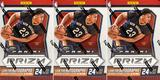 2015/16 Panini Prizm Basketball 6-Pack Box (Lot of 3)