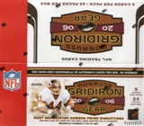 2006 Donruss Gridiron Gear Football 24 Pack Box