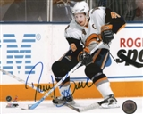 Daniel Briere Autographed Buffalo Sabres 8x10 Photo