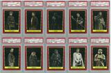 NYCC 2016 Exclusive Star Wars Rogue One: Mission Briefing PSA 10 Graded 10 Card Set